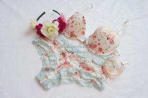 *neuwertiges* Unterwäsche Set BH und Panty