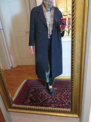 neuwt. Hensel & Mortensen 100% Naturhaar sehr edler Maxicoat 2 Reiher Mantel 100% Wolle Cashmere High Class Made in Germany
