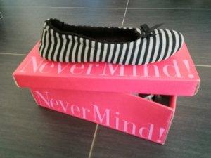 House Shoes black-light grey