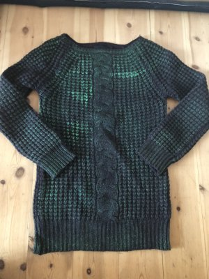 Neverbehind Pullover grün Gr. M Strick