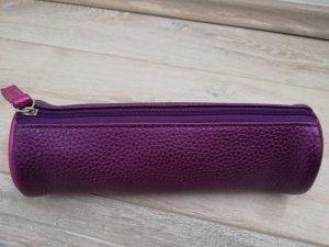 Minitasje blauw-paars-roze