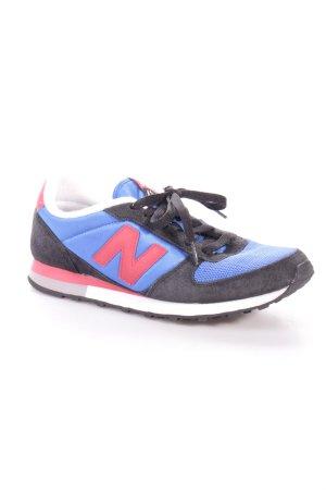 New Balamce Sneaker Blau Schwarz