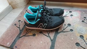 New Balance 373 Sneaker schwarz türkis Gr. 41