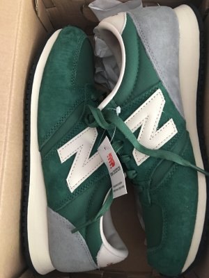 New Balance 420 Sneaker green neu