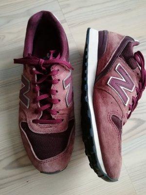 New Balance 996 burgund