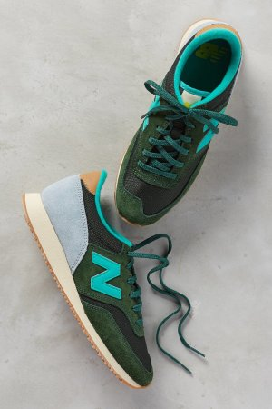 New Balance Damen Sneaker CW620 RWC Grün/Grau 37,5