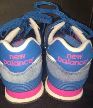 New Balance Gr. 38 getragen/ gepflegt