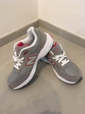 New Balance grau pink 38 Turnschuhe sneaker gym Sport 990