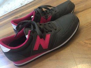 New Balance grau - pink Gr. 38