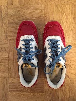 New Balance, Model 996, Gr. 37,5, tolle Farben!
