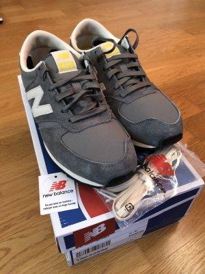 New Balance NB 420 Grau Gelb 39,5