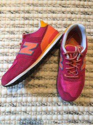 New Balance pink/orange