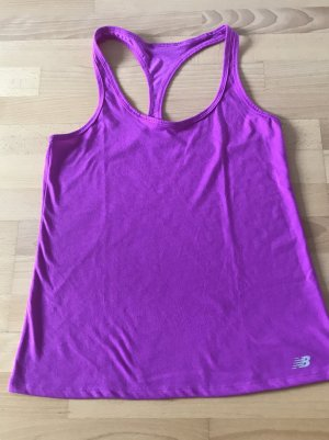 New Balance Sporttop violet Polyester