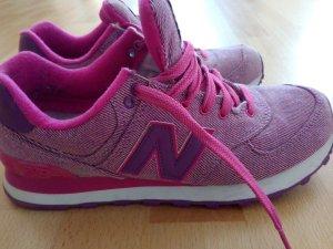 New Balance  rosa/pink