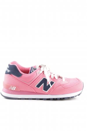 "New Balance Schnürsneaker ""WL574POP"""