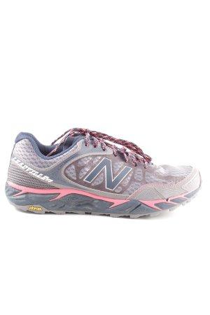 New Balance Schnürsneaker pink-lila sportlicher Stil