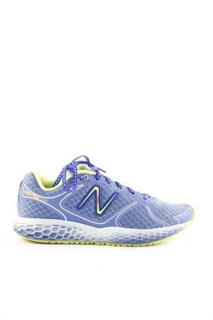 New Balance Schnürsneaker blau-blassgelb sportlicher Stil