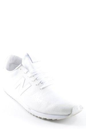 New Balance Schnürsneaker weiß-wollweiß Punktemuster Casual-Look