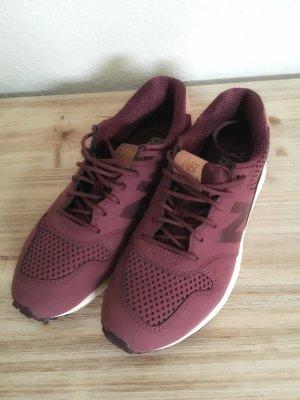 New Balance Schuhe Sneaker Turnschuhe Weinrot Bordeaux 39