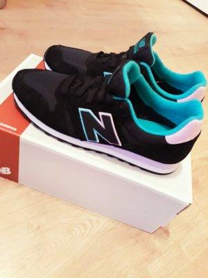 New Balance Sneaker 37,5 schwarz lila neu und ungetragen