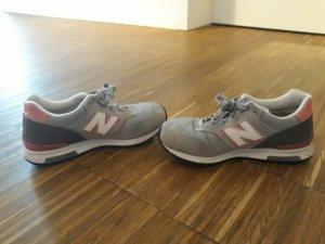 New Balance Lace-Up Sneaker multicolored mixture fibre