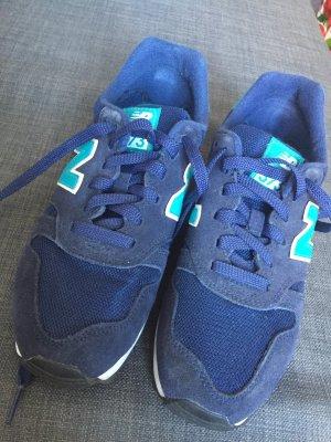New Balance Zapatilla brogue azul-azul claro