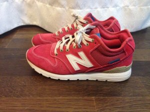 New Balance Sneaker 996 ,  Rot ,Größe 38/39