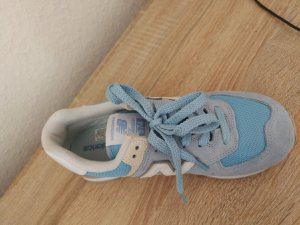New Balance Sneaker blau.. Größe 37