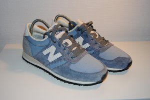 New Balance Sneaker grau/blau