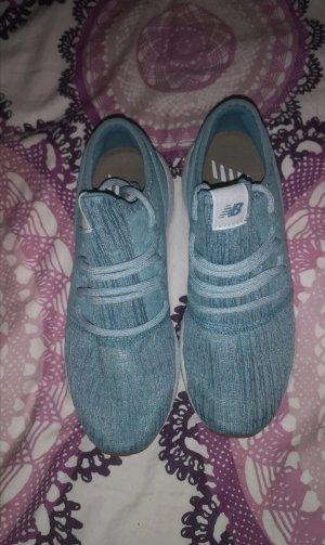 New Balance Zapatillas deslizantes azul claro