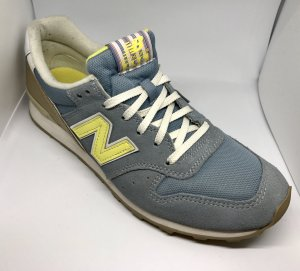 New Balance Sneaker low Damen 40 grey flint grau blau OVP NB Top Turnschuhe