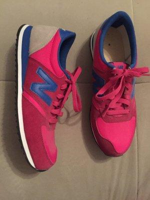 New Balance Sneaker, pink, Gr. 40
