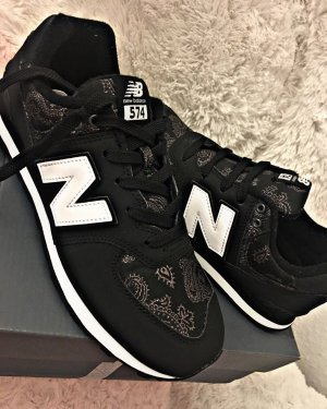 New Balance Sneaker # Turnschuhe # Limited Edition - Ornamente # NEU !