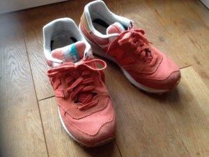New Balance Sneakers orange
