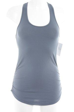 New Balance Sporttop blauw-blauw-paars atletische stijl