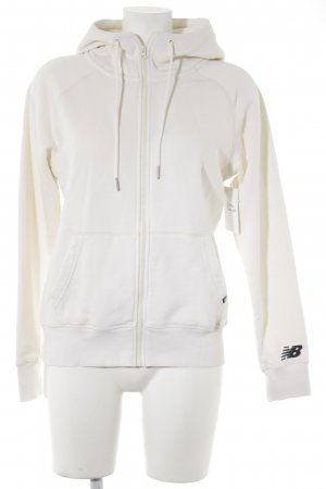 New Balance Sweatjacke wollweiß Casual-Look