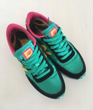 New Balance UL410KTY Sneaker 38,5 Laufschuhe Turnschuhe Slipper Slipons Sport Schuhe Wildleder