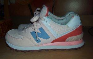 New Balance - WL574 - Pastellfarben - Gr. 39