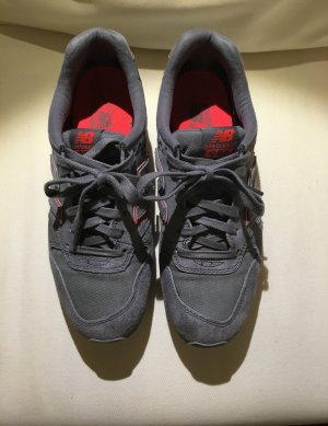New Balance WR996 - Sneaker - grau/orange