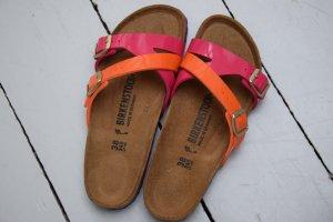 NEW !! Birkenstock Sandale YAO  BALANCE TROPICAL Gr.38