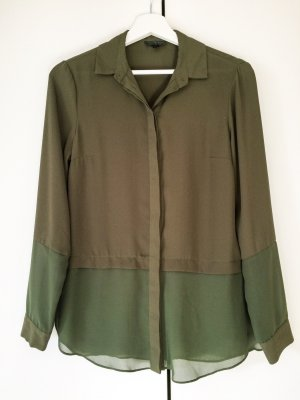 NEW - Bluse in khaki