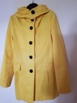 HM Cardigan giallo neon