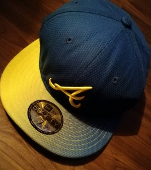 New Era Baseball Cap primrose-blue