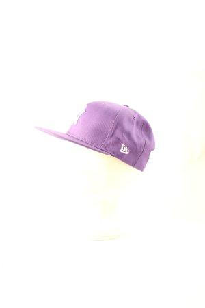 New Era Basecap lila-weiß Urban-Look