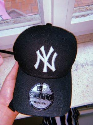 New Era Baseball Cap black-white