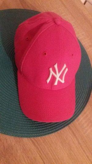 New Era Baseballpet roze