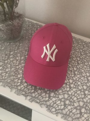 New Era Baseball Cap neon pink