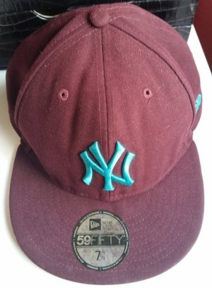 New Era Casquette de baseball multicolore coton
