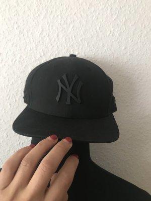 New Era Baseballpet zwart