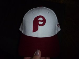 new Era Cap Philadelphia 39thirty neu top